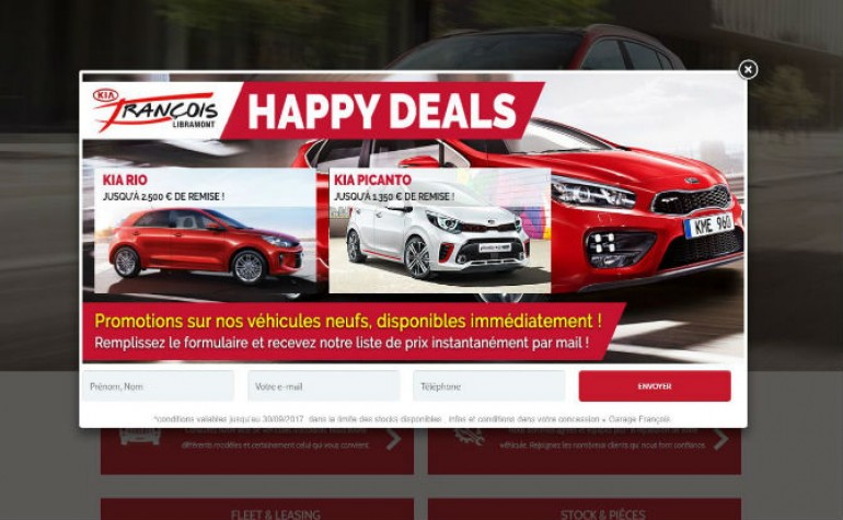 garage franois happy deals
