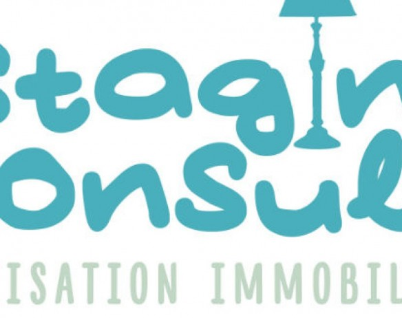 Création logo Staging Consult