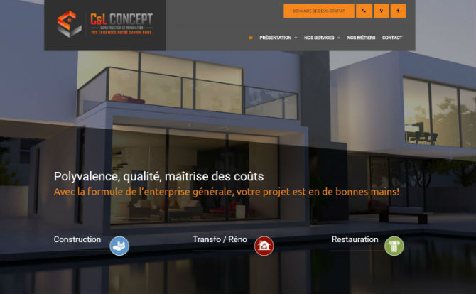 Cl Concept construction rénovation wavre